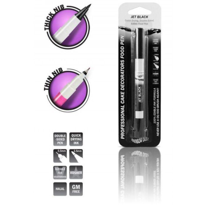 Stift eetbare inkt zwart IPAfree-4182